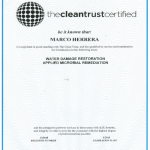Marco The Clean Trust Certificate