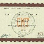 CMT Certificate