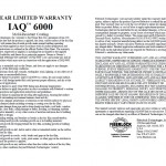 Indoor Air Quality Paint Warranty