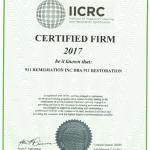 IICRC 2017